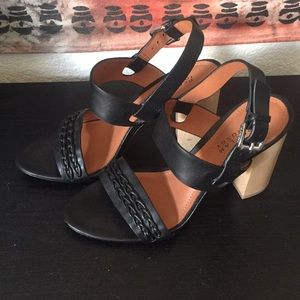 Worn once! Derek Lam heels, size 6-FIRM